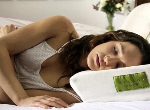 The Side Sleeper  Pillow